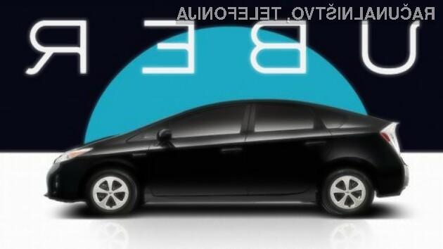 Toyota in Uber imata velike načrte na področju samovozečih vozil.