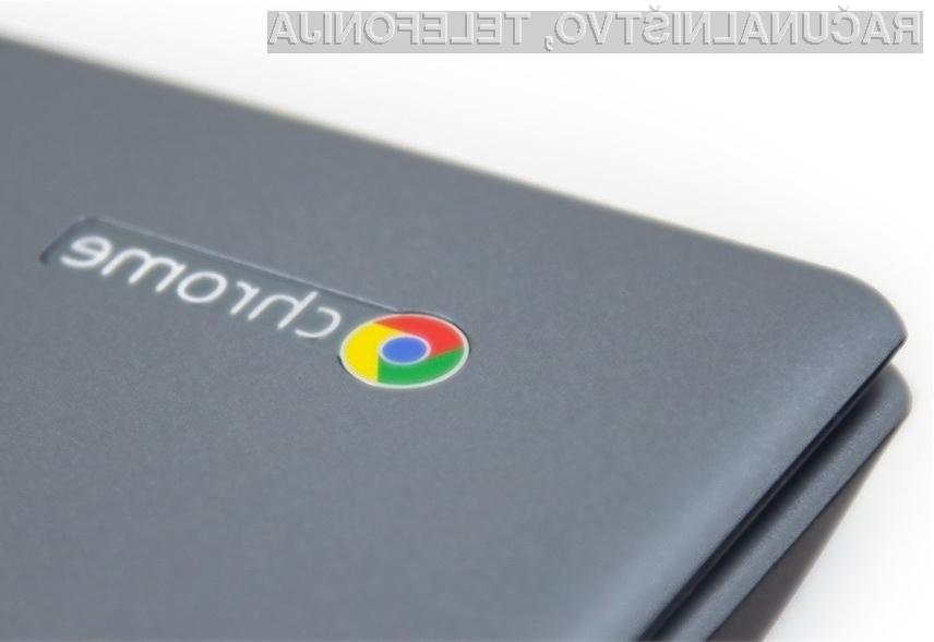 Prenosni računalniki Google Chromebook ponujajo odlično razmerje med ceno in kakovostjo.