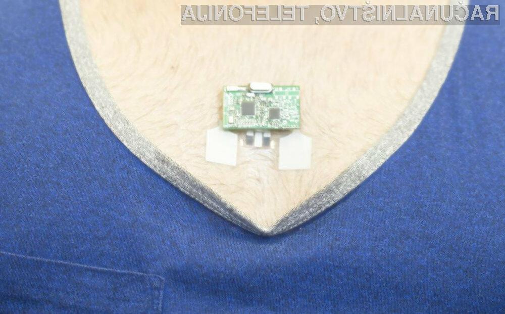 Elektronski obliž natančno določi stopnjo obremenitve našega telesa.