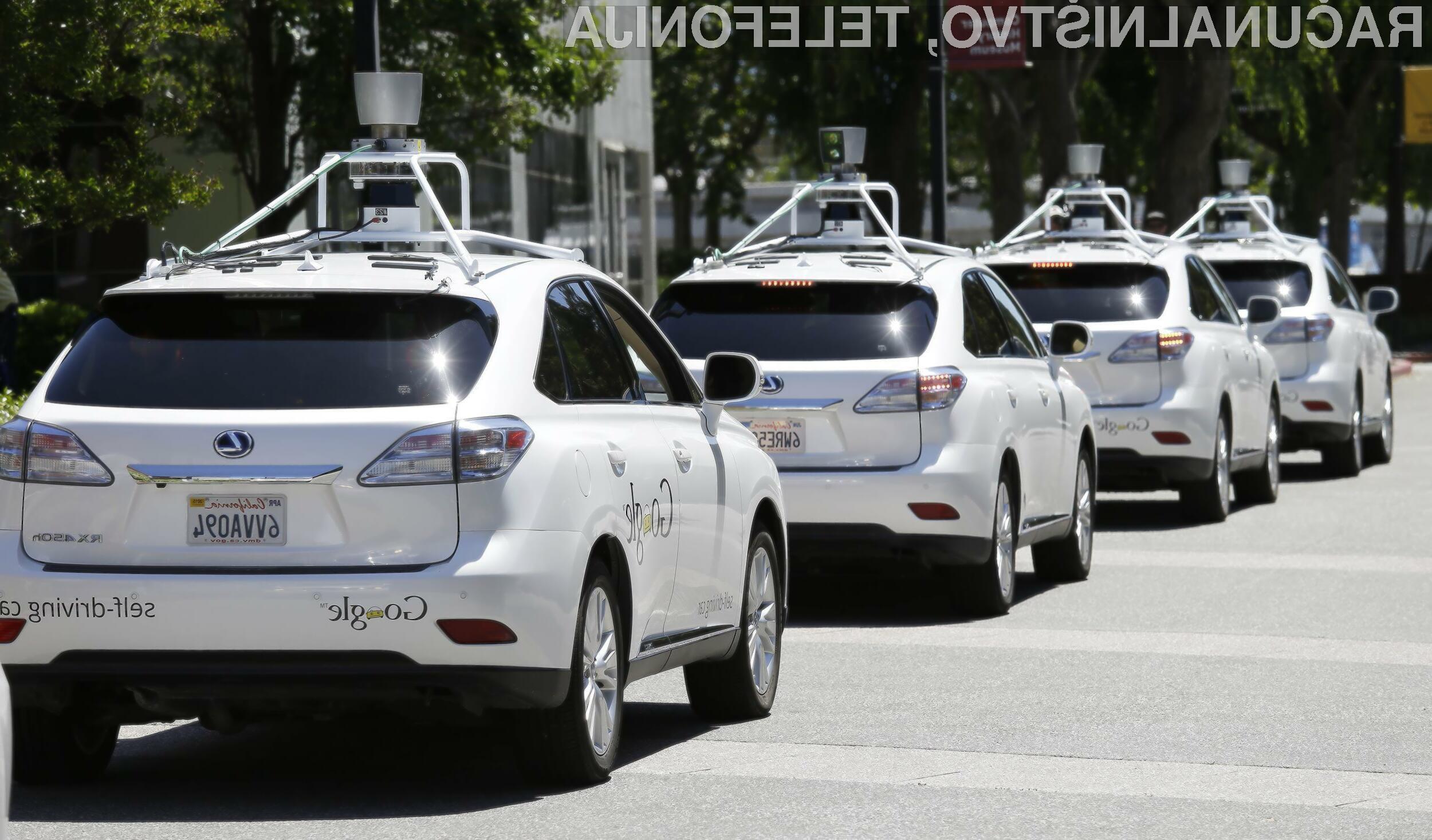 Avtomobili brez voznika bodo nedvomno prinesli precej več seksa za volanom!