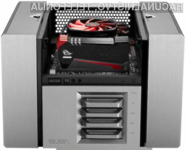 Modularni osebni računalnik Asus Avalon bo omogočal takojšnjo nadgradnjo.