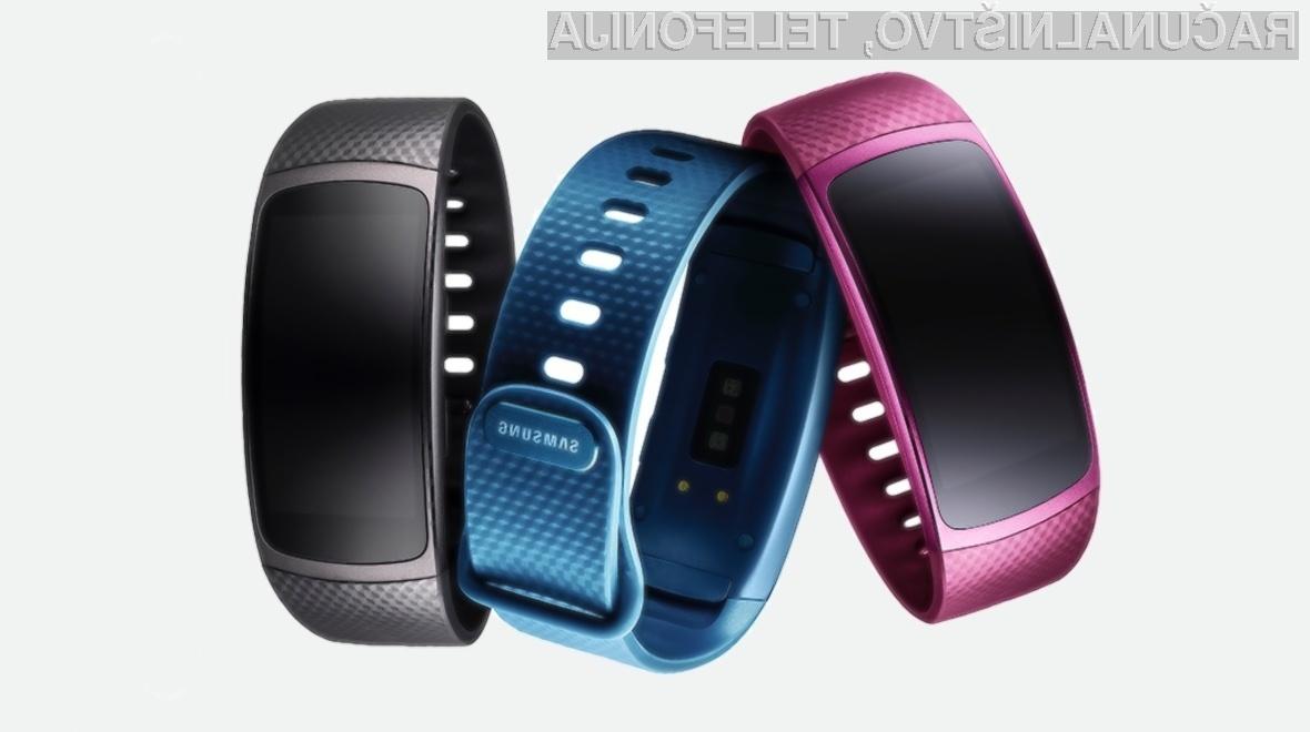 Pametna zapestnica Samsung Gear Fit 2 je boljša in cenejša od njene predhodnice.