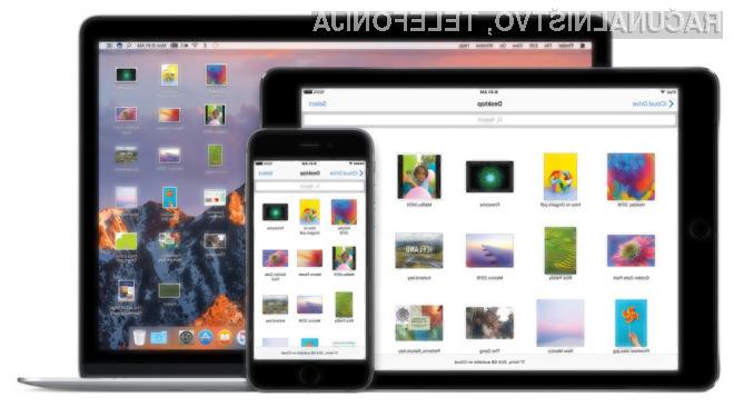 Univerzalni datotečni sistem Apple File System vsaj zaenkrat obeta veliko.