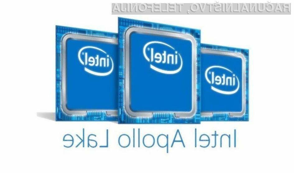 Intel Apollo Lake bo prinesel poceni in zmogljive kompaktne osebne računalnike.