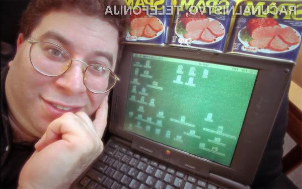 Kralj elektronskih sporočil bo v zaporu preživel kar dve leti in pol.