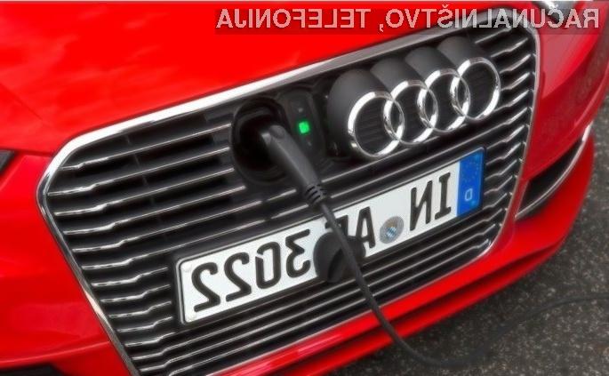 Delež električnih avtomobilov se v Nemčiji neprestano povečuje.