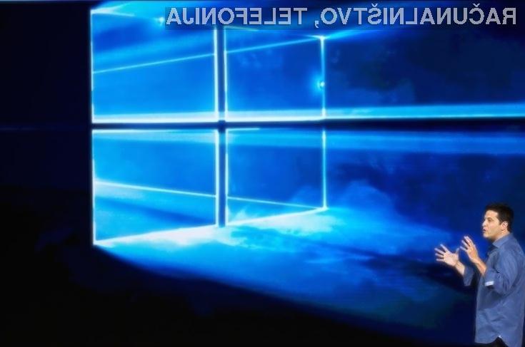 Microsoft je z operacijskim sistemom Windows 10 postal že zelo vsiljiv.