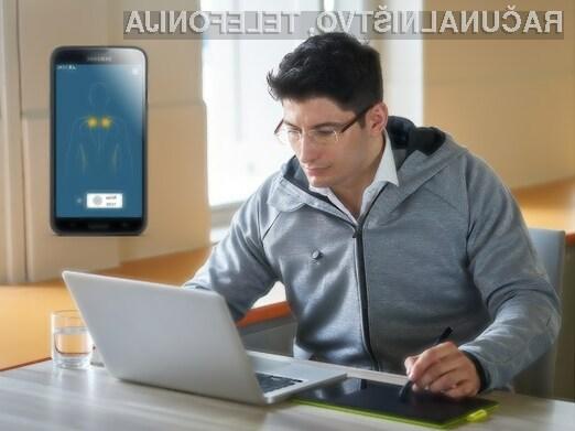 Inovativna pametna majica AiraWear bo kot nalašč za tiste tiste, ki veliko sedijo.