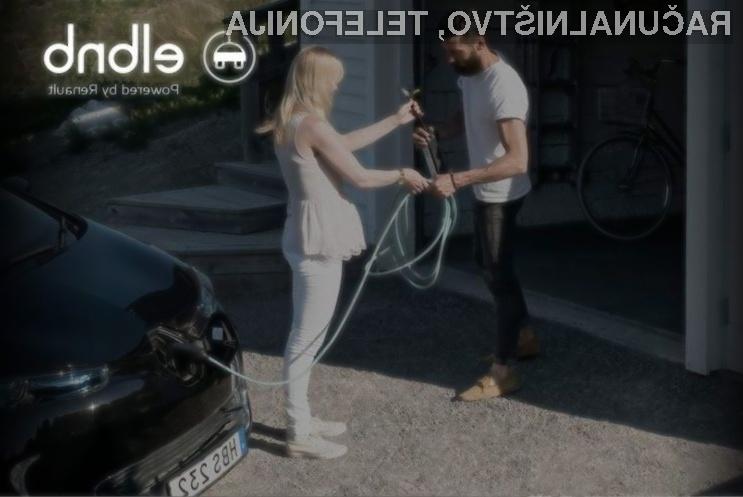 Na Švedskem bo polnilne postaje za električne avtomobile mogoče dobiti na vsakem koraku.
