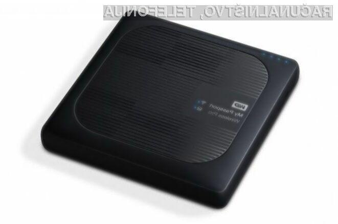 Zunanji trdi disk My Passport Wireless Pro je dejansko vsestransko uporaben.