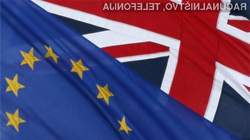 Člani hekerske skupine 4chan se očitno zavzemajo za članstvo Britanije v Evropski uniji.