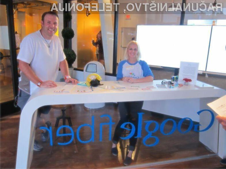 Google bo gospodinjstvom zagotavljal gigabitni pristop do interneta kar s pomočjo brezžične tehnologije.