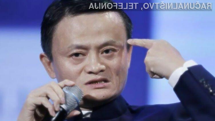 Prvi mož kitajskega spletnega portala Alibaba Jack Ma je prepričan, da so ponaredki pogosto boljši od izvirnikov.