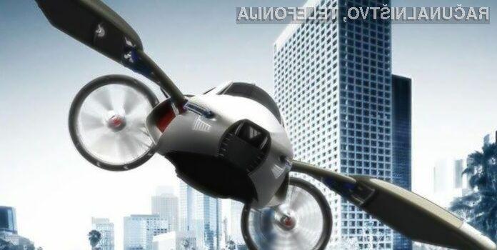 Leteči avtomobili bi lahko kaj kmalu postali nekaj povsem običajnega.