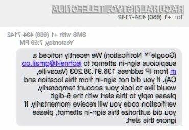 Uporabniki elektronskega poštnega predala Gmail so pogosto priljubljena tarča spletnih nepridipravov.