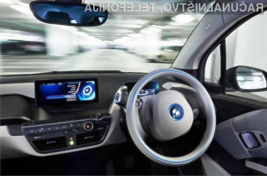Avtonomni avtomobil podjetij Intel, BMW in Mobileye naj bi v vsem prekašal avtomobil podjetja Google.