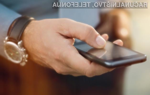 Uporaba mobilnega telefona lahko podaljša palec za do 15 odstotkov.