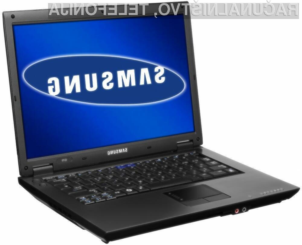 Uporabniki starejših računalnikov Samsung imajo z Windowsi 10 velike težave.