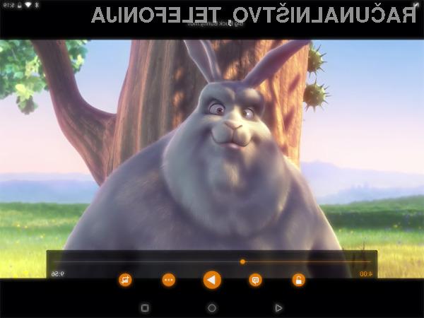 Mobilni VLC 2.0 za Android navdušuje v vseh pogledih.