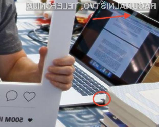 Prvi mož Facebooka je za dodatno varnost poskrbel kar z lepilnim trakom.