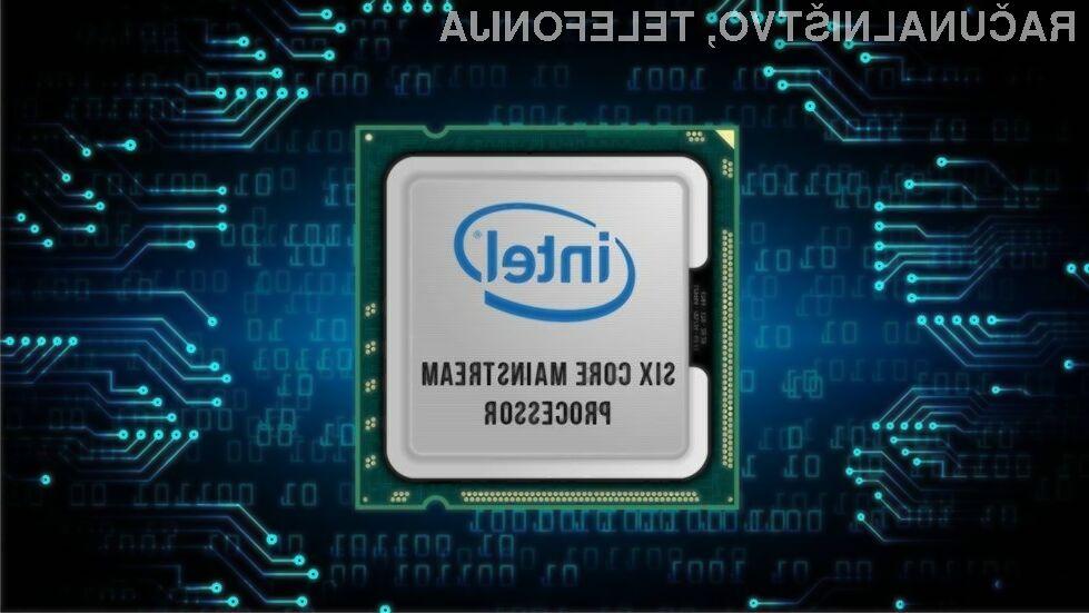 Novi procesorji Intel Coffee Lake bodo nedvomno prinesli revolucijo na področju osebnih in tabličnih računalnikov.
