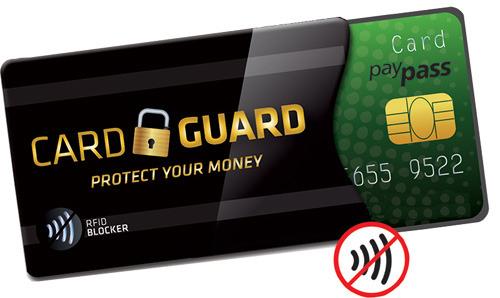Brezskrbno brezstično plačevanje omogoča le visoka stopnja varnosti. CardGuard varnost zagotavlja na fizični ravni ...
