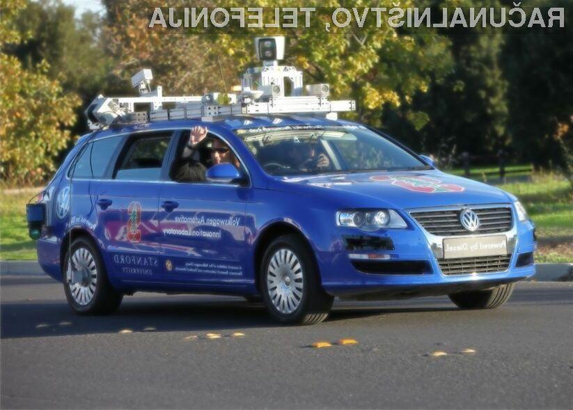 Intel ima velike načrte na področju samodejno vozečih pametnih avtomobilov.