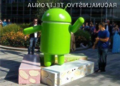 Mobilni operacijski sistem Android Nougat navdušuje v vseh pogledih!