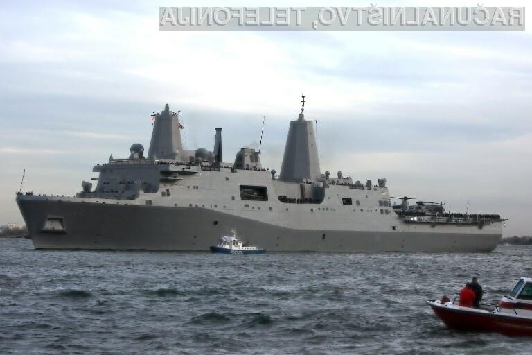 Ameriška mornarica program nelegalno uporabljala na kar 558 tisoč osebnih računalnikih.