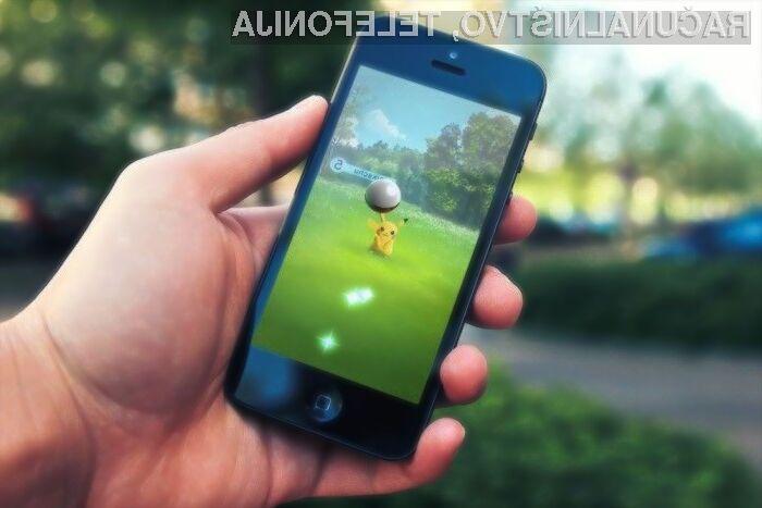 Igričarji mobine igre Pokemon Go postajajo vse bolj zanimivi za nepridiprave.