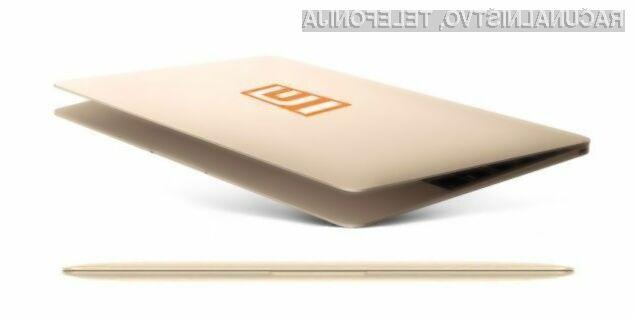 Xiaomi Mi Notebook naj bi povzročil opazen padec povpraševanja po prenosnikih Apple MacBook Air.