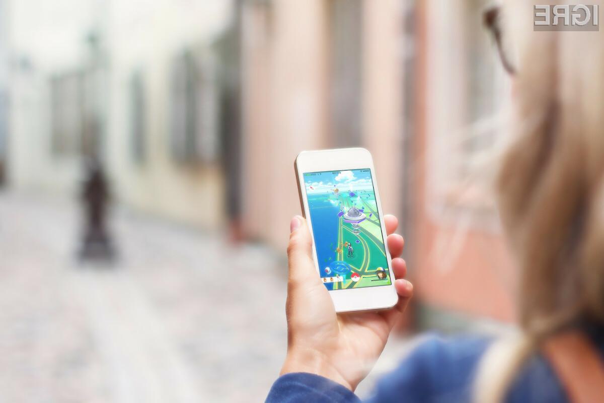 Zaradi igre Pokemon Go, uporabniki mobilnih naprav sploh niso več pozorni na to, kaj se dogaja okoli njih.