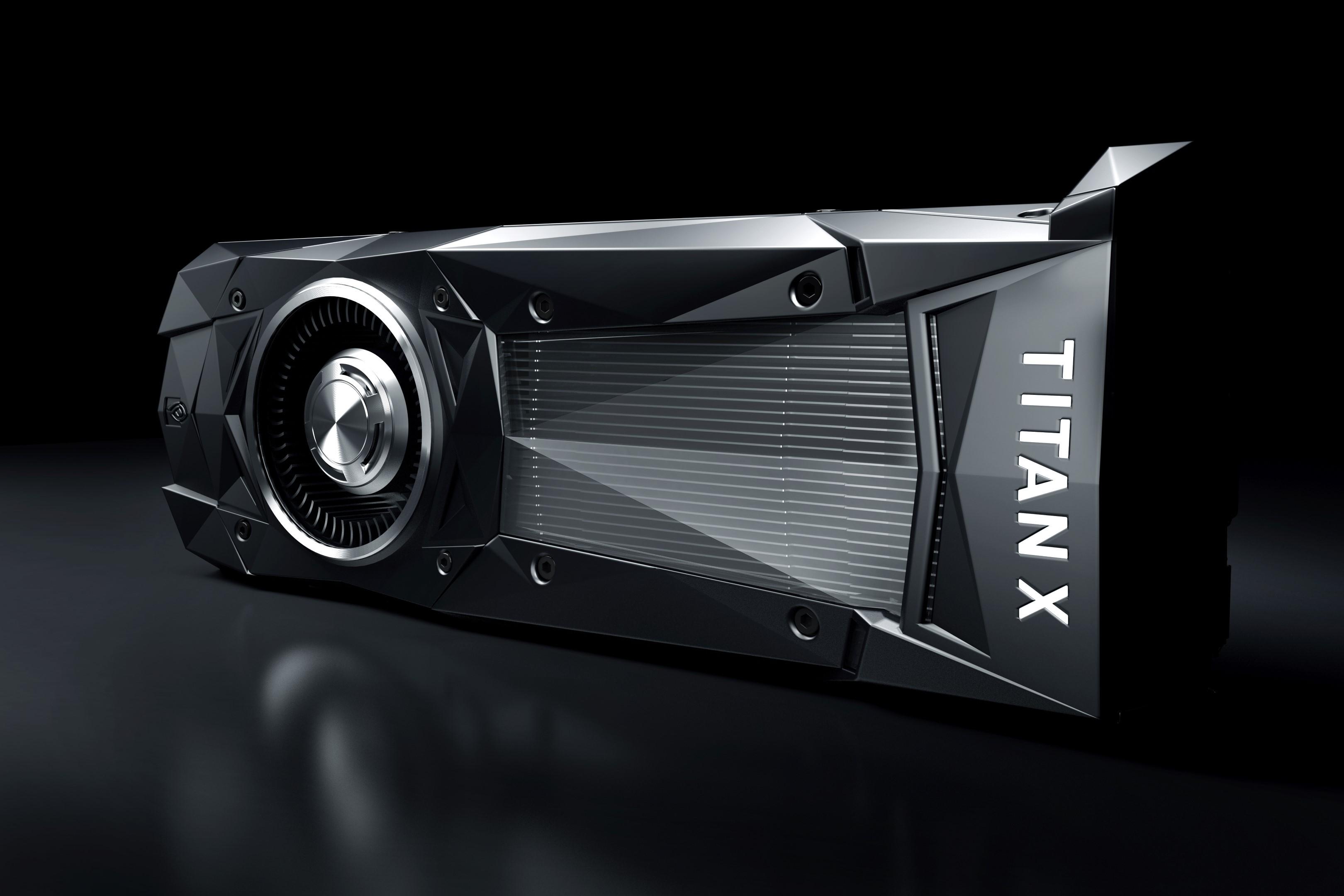 Nova grafična kartica Titan X je kar 60 odstotkov zmogljivejša v primerjavi s predhodno različico.