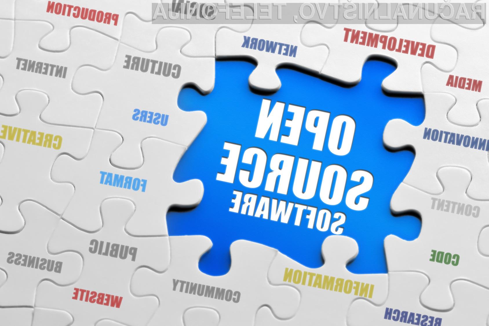 Odprta koda državnim ustanovam prinaša številne uporabne in finančne prednosti.