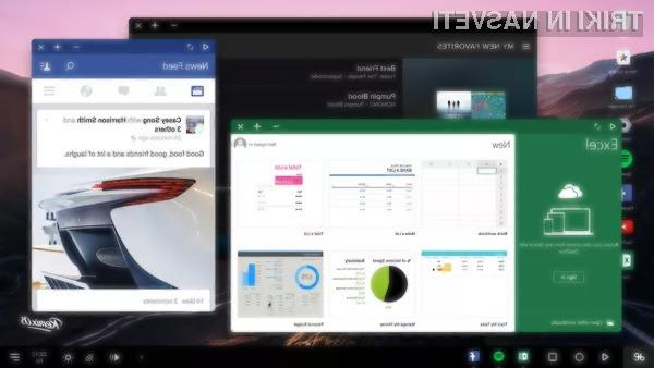 Brezplačni operacijski sistem Remix OS je hiter, stabilen in vsestransko uporaben.