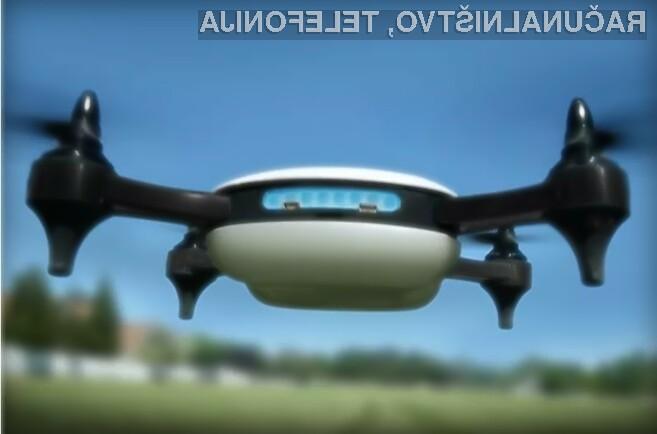 Superhitri leteči dron podjetja Teal Drones je primeren tako za poznavalce kot za začetnike.