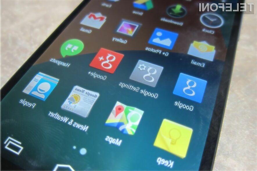 Google bo moral septembra še evropskim komisarjem pojasniti, zakaj s prednameščenimi aplikacijami na Androidu ovira konkurenco!