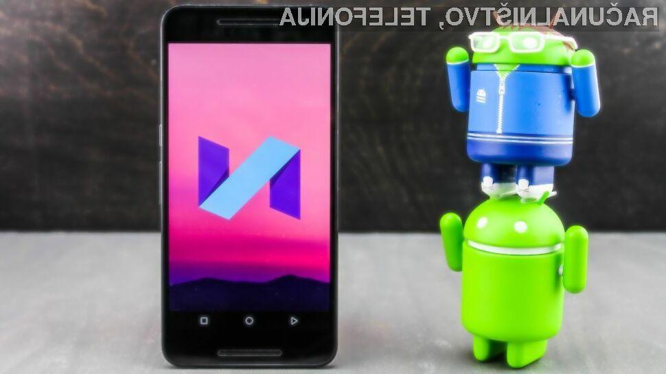 Novi Android 7.0 Nougat v primerjavi s predhodnikom prinaša kar 250 večjih novosti.