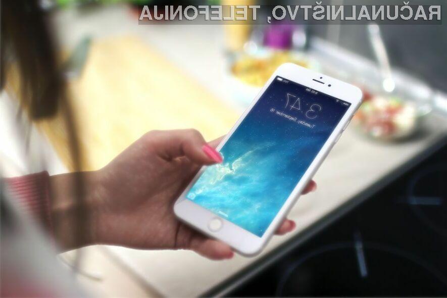 Apple se bo pred sodiščem zagovarjati zaradi težave z zasloni telefonov iPhone 6!
