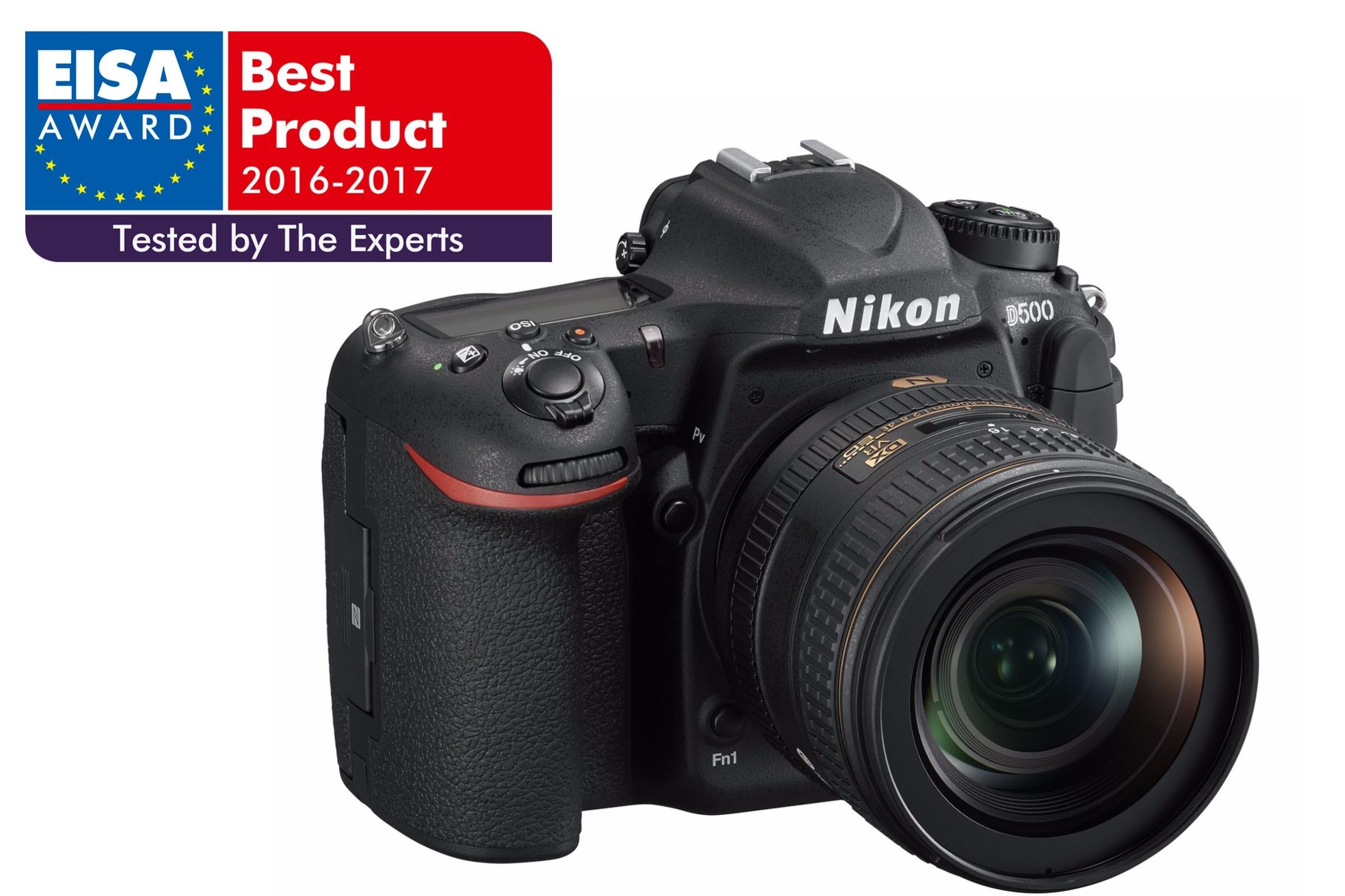 Nikon EISA_D500