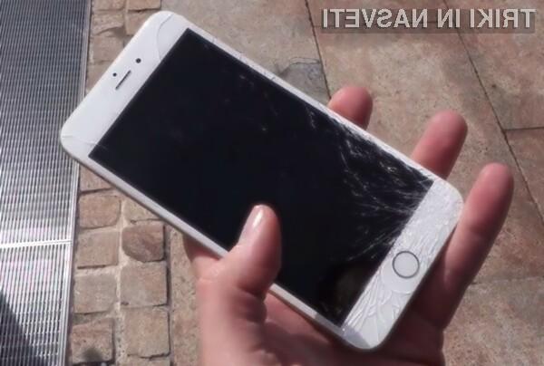 Z le malo previdnosti vam bo pametni mobilni telefon dolgo služil!