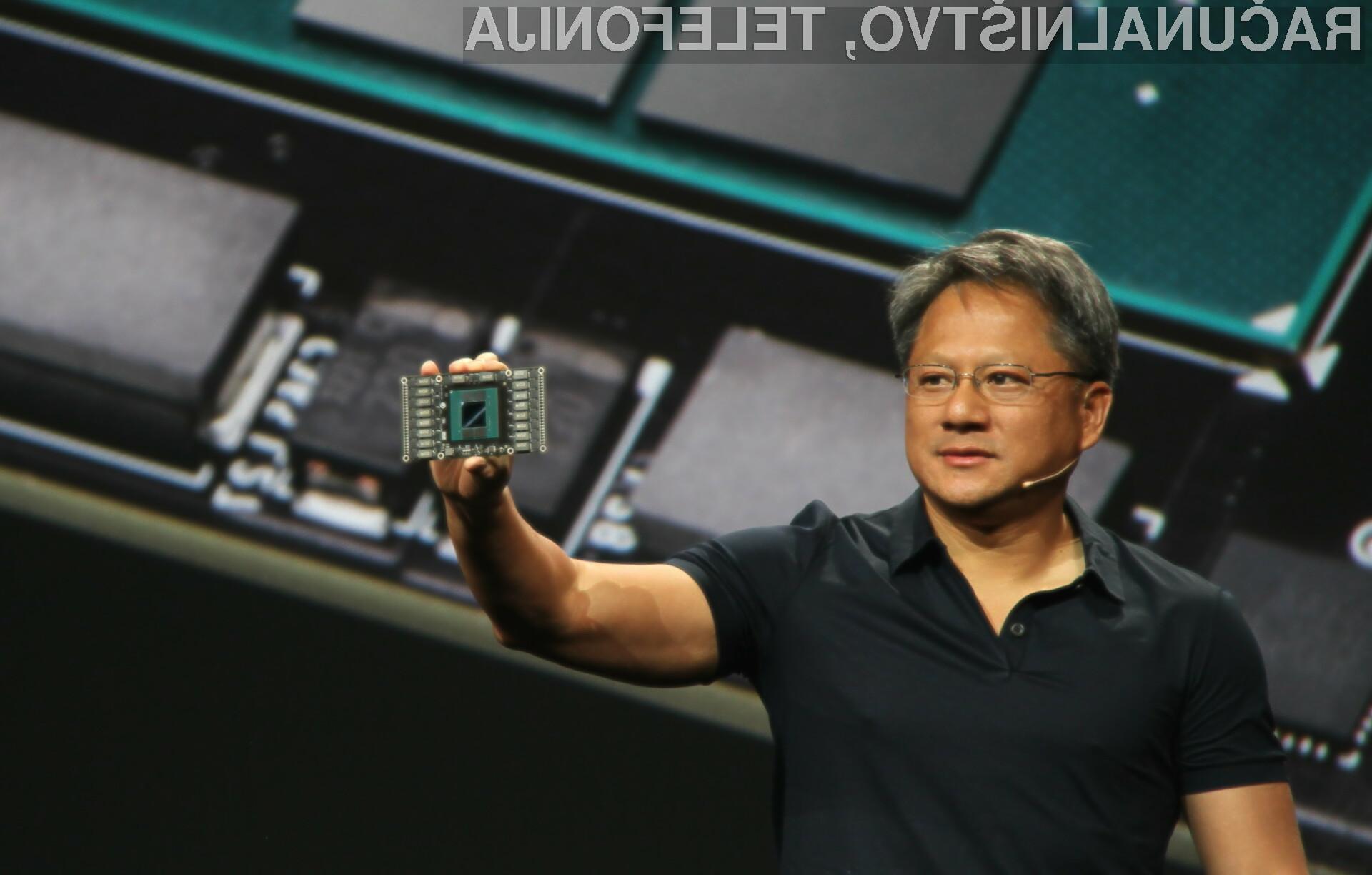 Od sodelovanja med Samsungom in Nvidio naj bi koristi imeli obe podjetji!