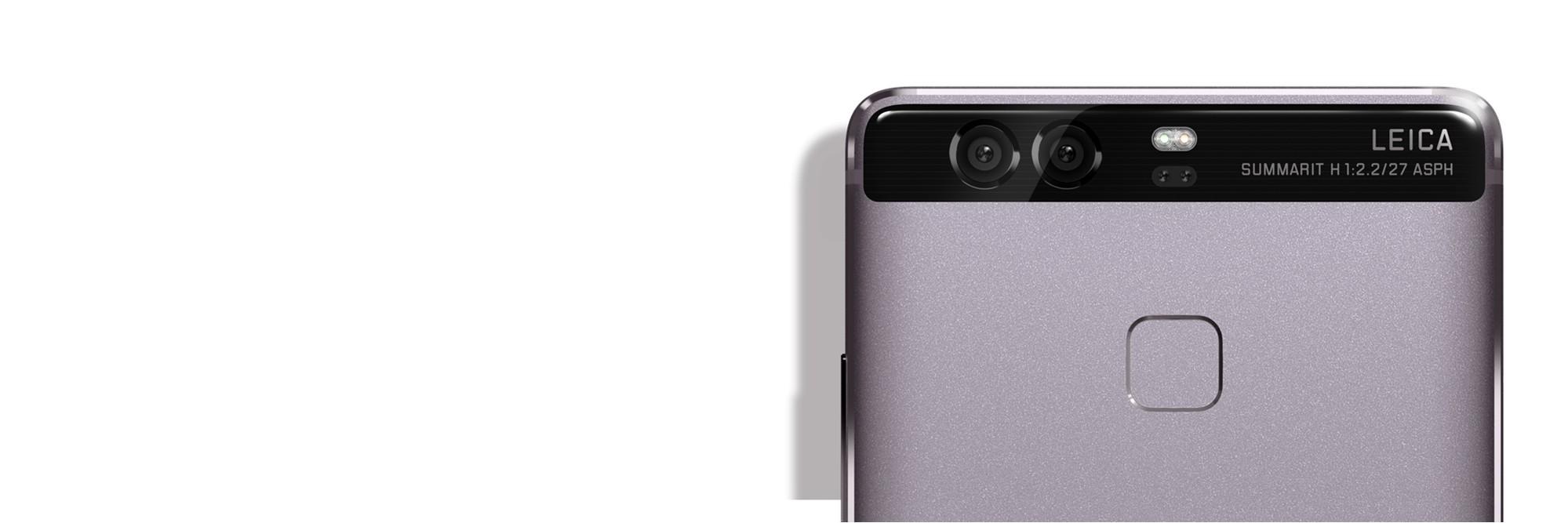 Huawei ponuja zanesljiv čitalec, ki navdušuje s svojo hitrostjo.