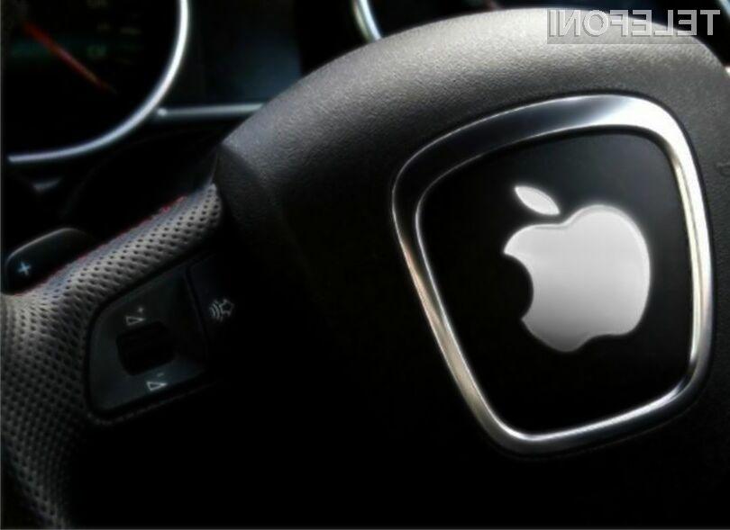 Samodejno vozeči avtomobil Apple po vsej verjetnosti ne bo ugledal množične proizvodnje.