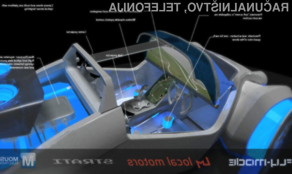 Prihodnost izdelovanja avtomobilov je v 3D tiskanju!