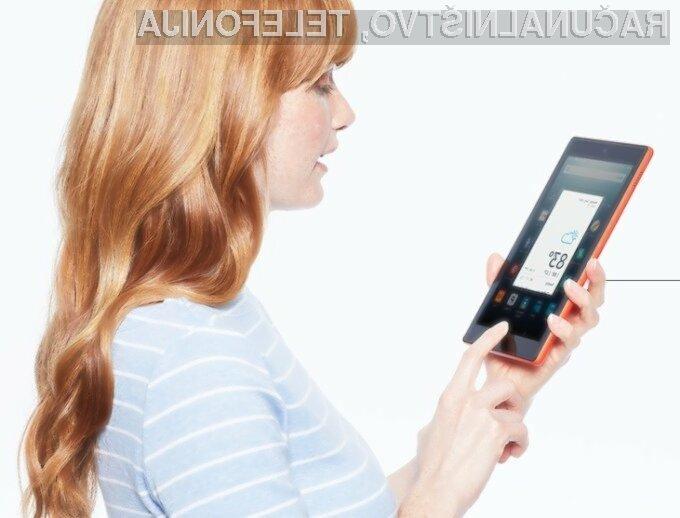 S tablico Amazon Fire HD 8 bo mogoče upravljati kar glasovno.