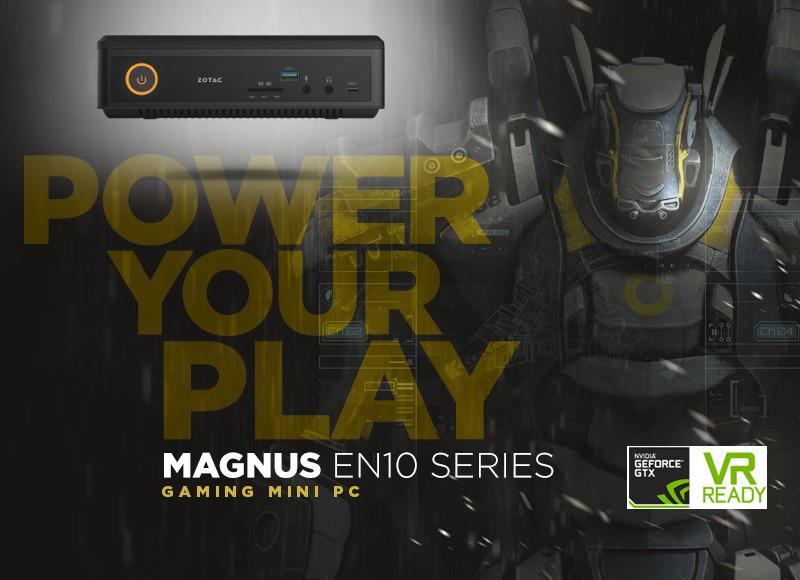 Mini PC ZOTAC MAGNUS EN10 serija