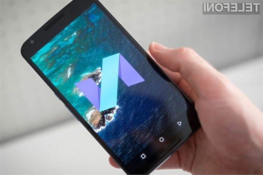 Android 7.1 Nougat bo kmalu na voljo za starejše mobilne naprave Google!