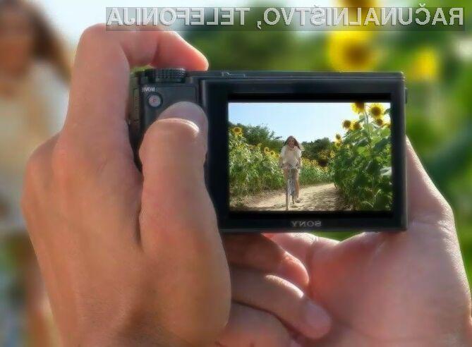 Sony RX100 V se lahko pobaha z najhitrejšim ostrenjem med kompaktnimi fotoaparati.
