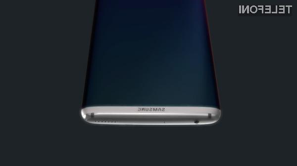 Pametni mobilni telefon Samsung Galaxy S8 bi lahko bil celo boljši od novega iPhona!